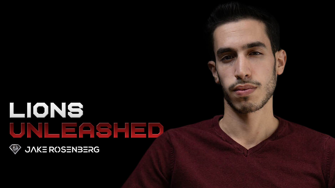 Lions Unleashed Podcast cover image